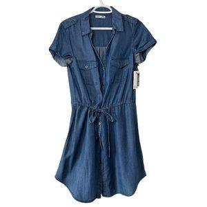 🆕 DEX Indigo Wash Denim Dress
